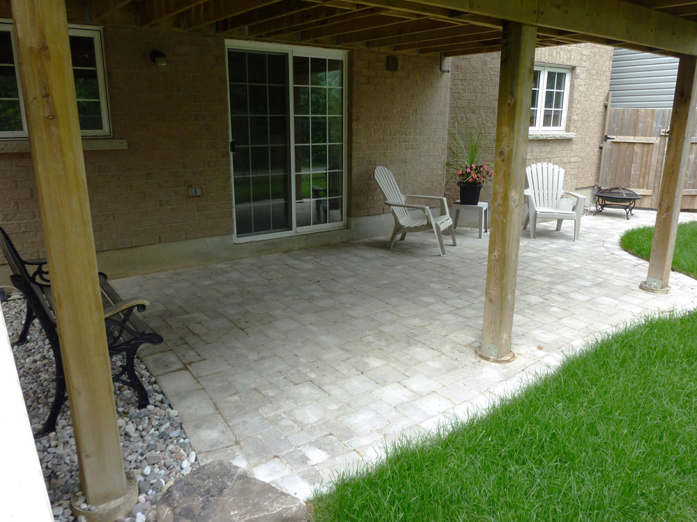 Patio designs backyard design landscaping lighting ml contracting - Backyard landscape designs ...