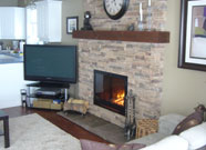 Stone Fireplace Design Installation Durham Whitby